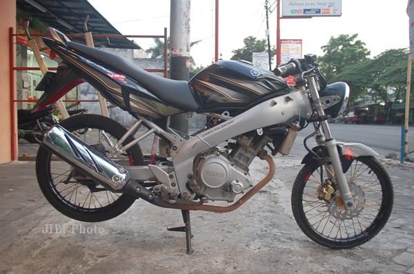 Modifikasi Motor Modifikasi Yamaha Vixion