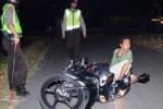 RAZIA KLATEN : Balap Liar Pereng Dikosek, 47 Sepeda Motor Disita