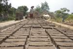 Kemarau, Petani Beralih Jadi Pengrajin Batu Bata