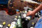 TEROR JOGJA : Rapat PDIP Dilempar Botol