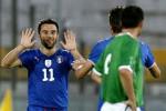 JELANG ITALIA VS JERMAN : Rossi Terancam Tak Bisa Dimainkan