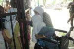 HAJI 2013 : Stroke Tak Halangi Arsinah ke Tanah Suci