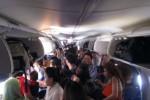 PENUMPANG BUKA PAKSA PINTU LION AIR : Kemenhub Minta Penumpang Pesawat Tak Bahayakan Penerbangan