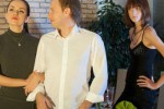 KASUS PERSELINGKUHAN : Tepergok Bermesraan oleh Suami, Istri dan Selingkuhan Tersangka