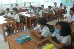 POLUSI PABRIK : Sekolah Bau Kotoran, Pemilik Pabrik Mengaku Sudah Kantongi Izin