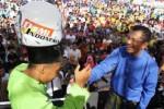 KONVENSI PARTAI DEMOKRAT : DAHLAN DEKLARASIKAN DEMI INDONESIA