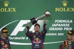 F1 : Batal Pesta di Suzuka, Red Bull Tak Kecewa