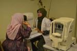Pemeriksaan mata di UGM, Selasa (12/11/2013). (JIBI/Harian Jogja/Abdul Hamied Razak).