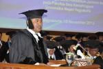 Lewat Olahraga, Sumaryanto Jadi Guru Besar