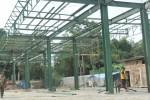 BANGUNAN TAK BERIZIN : Pembangunan SPBU di Boyolali Terancam Disegel