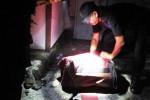 TEROR BOM MAGELANG : Polisi Ledakkan Tas Diduga Bom Tegalrejo