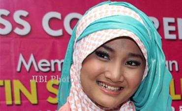 Fatin Shidqia Lubis (JIBI/Solopos/Antara/Muhammad Adimaja)