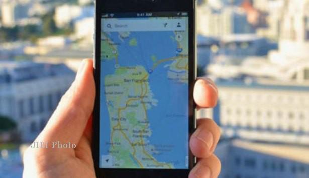 Google Maps (teknoflas.com)