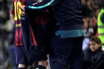 REAL BETIS 1-4 BARCELONA : Messi Cedera, Martino Ketar-ketir