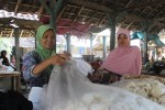 PASAR TRADISIONAL KLATEN : Renovasi Pasar Senggol Digelontor Rp900 Juta