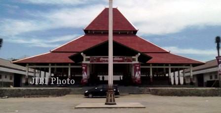 Pendapa Pemkab Boyolali di Kemiri (Tri Rahayu_JIBI_Solopos)