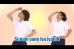 MOST POPULAR YOUTUBE : Senam Iya Iyalah Komedian Jepang Pukau Publik Indonesia