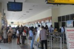Suasana di Bandara Adisutjipto Jogja (JIBI/Harian Jogja/Mediani Dyah Natalia)