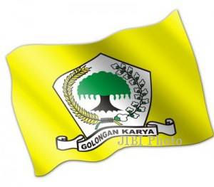 Bendera Partai Golkar (Dok/JIBI)