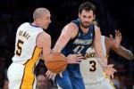 NBA 2013-2014 : Akhir Rekor Buruk Wolves dari Lakers