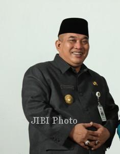 Bupati Wardoyo Wijaya (JIBI/dok)