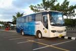 TRANSPORTASI SEMARANG : Hore! BRT atau Bus Damri Boleh Masuk Bandara Ahmad Yani