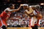 NBA 2012-2013 : Miami Amuk Bucks 118-95