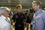 FORMULA ONE : Ecclestone Jagokan Bos Red Bull Jadi CEO Baru F1