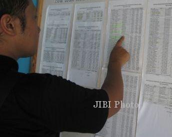 PILKADA 2016 : KPU Jateng Ungkap Ratusan Calon Pemilih Beralamat Ganda
