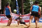 KEJURNAS VOLI PASIR : Laju Jateng Terhenti di Semifinal