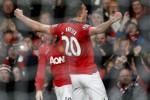 MANCHESTER UNITED VS ARSENAL : Van Persey Bawa MU Unggul Sementara 1-0