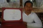 ANUGERAH KEBUDAYAAN 2013 : Dosen ISI Solo Raih Anugerah Kebudayaan