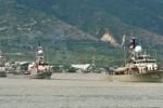 Malaysia Dekati Perbatasan, TNI AL Kirim Kapal Perang