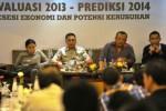 FOTO PEMILU 2014 : Prediksi Pemilu 2014 Didiskusikan