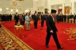 Protes Diabaikan, Foke Tetap Dilantik Jadi Dubes