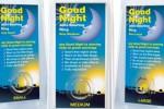 Good Night Ring tersedia dalam pelbagai ukuran (dailymail.co.uk)