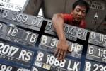LALU LINTAS SOLO : Catat, Pelat Nomor Modifikasi Bakal Ditindak Polisi