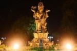 Kawasan patung catur-muka Kota Denpasar (JIBI/Bisnis/Antara/Dok.)