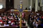 TEMPAT IBADAH KLATEN : Anak Koster Jadi Tersangka Perusakan 2 Patung di Gereja Santo Yusuf Pekerja