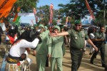 PILGUB JATENG : Mantan Pangdam Diponegoro Daftar Cawagub PDIP