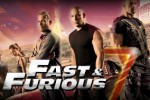 Poster Fast and Furious 7 (www.musclecarszone.com)