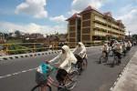 Kotabaru Segera Jadi Kawasan Percontohan Ramah Sepeda