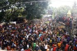 SEBARAN APAM KEONG MAS : 19.000 Apam Keong Mas Disebar di Pengging