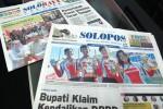 Solopos edisi, Jumat (13/12/2013). (Tutut Indrawati/JIBI/Solopos)
