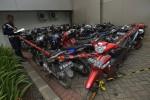 FOTO MOTOR SITAAN AKIL MOCHTAR : Mendata Motor