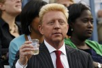 TENNIS DUNIA : Boris Becker Latih Djokovic