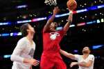 NBA 2013-2014 : Bosh-Wade Antar Heat Raih Kemenangan Keenam Beruntun