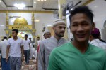 SEA GAMES XXVII : Timnas U-23 Kunjungi Komunitas Muslim Nay Pyi Taw