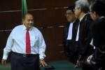 KASUS SUAP PLTU LAMPUNG : Emir Moeis Divonis 3 Tahun Penjara