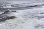 Ilustrasi gelombang tinggi di pantai. (JIBI/Harian Jogja/Antara)